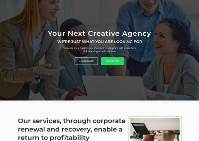 Corporate Agency