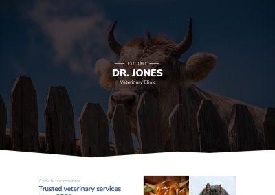 Dr. Jones Veterinary Clinic