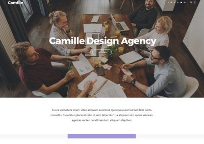 Camille Creative Agency 01