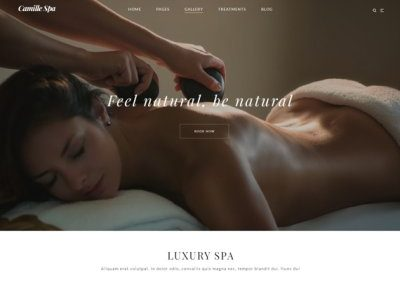 Camille Spa & Beauty