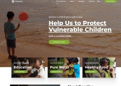Child Sponsorship Organizations