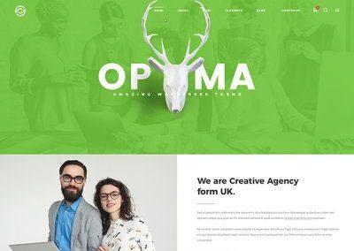 Optima Creative Green